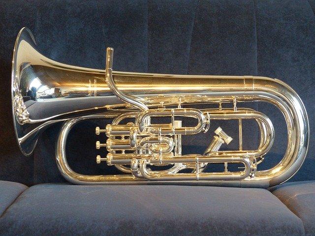 ユーフォニアムの楽器